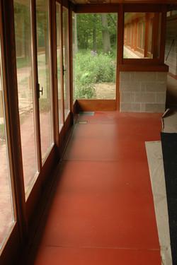 New Concrete Floor Slab