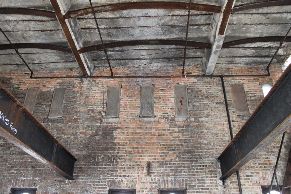 Before Image of Interior Tower