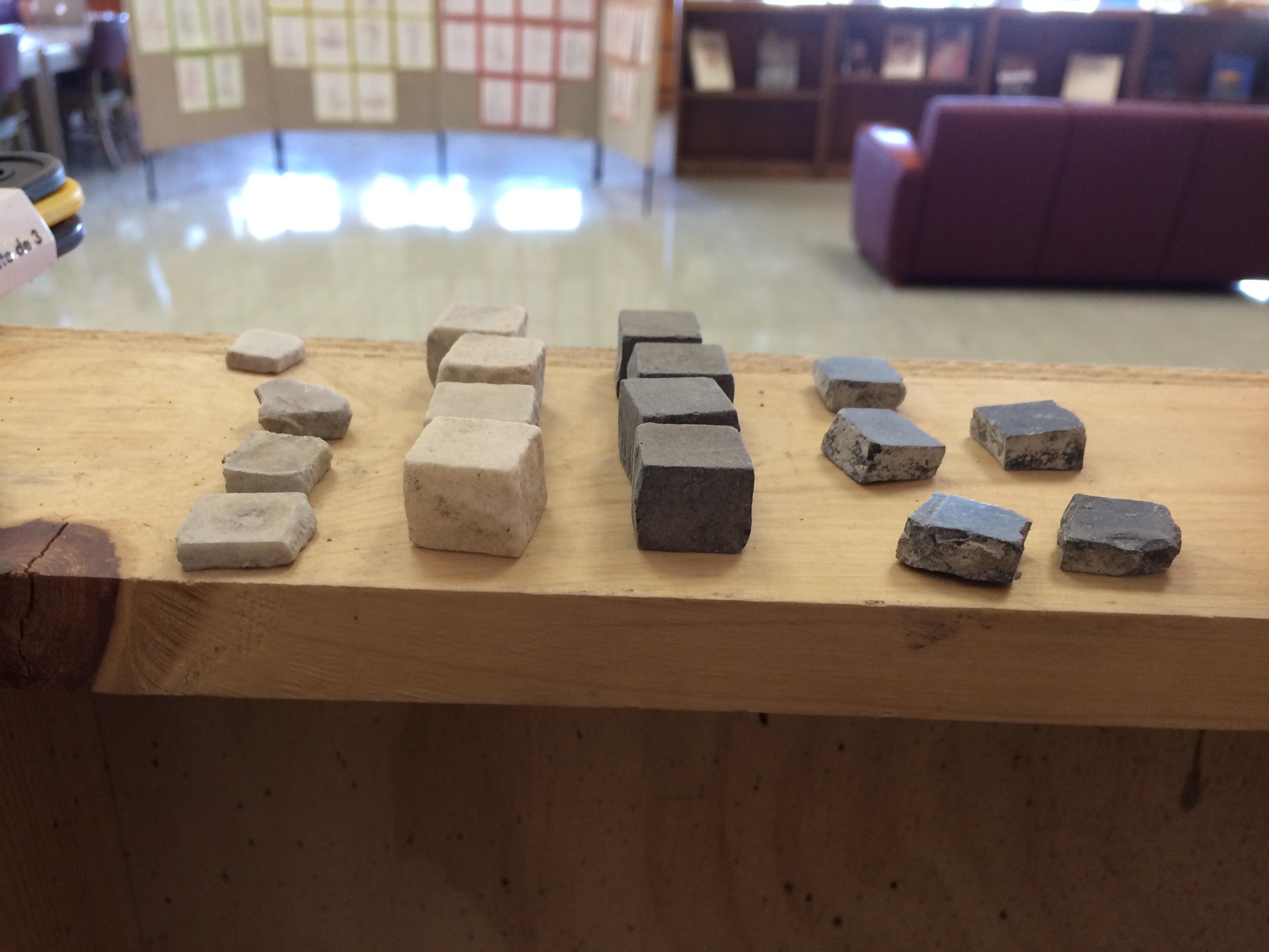 Mosaic Material Matching
