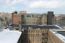 Rooftop View from Main Tower