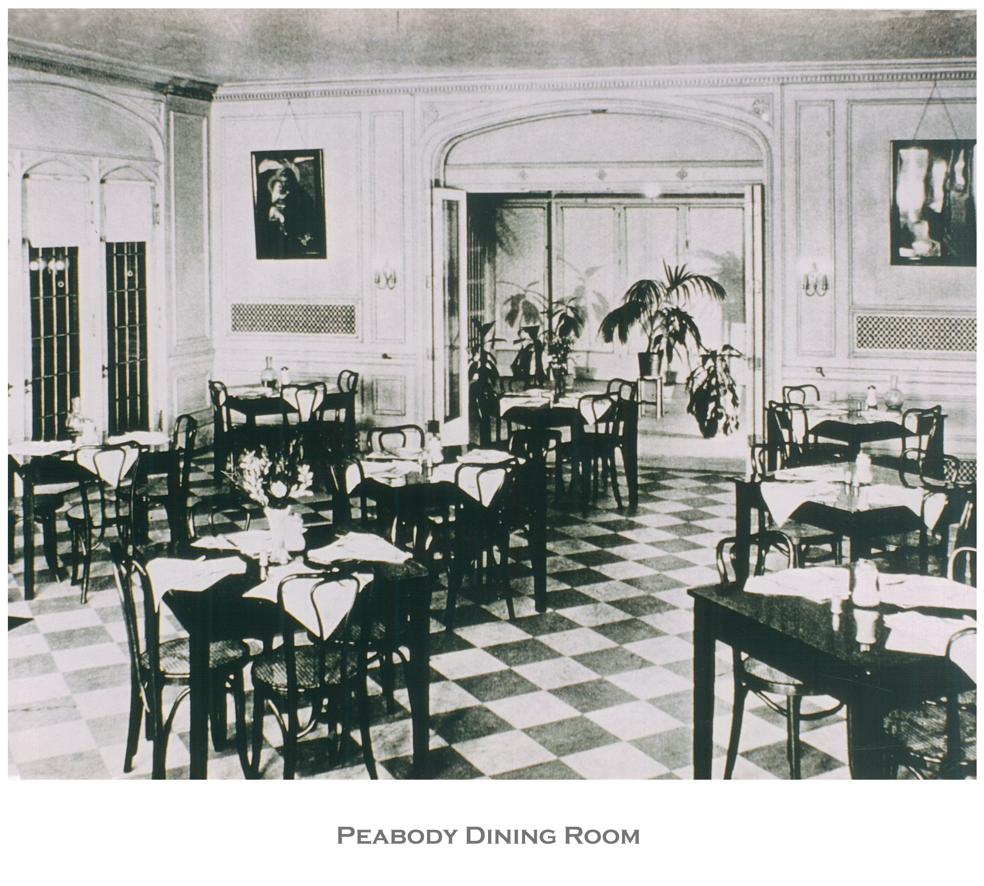 Mayslake Historic Dining Room