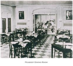 Mayslake Historic Dining Room