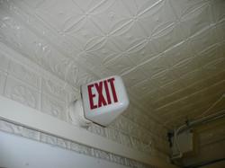 Basement Kitchen Ceiling