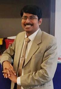 Dr. Balaji Kethineni.