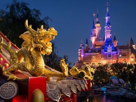 A Magia da Disney Chega a Shanghai – Lições da Disneylândia