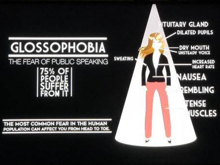 Glossofobia? 🤔