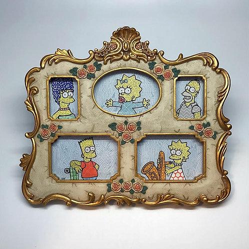 The Simpsons : A Family Portrait