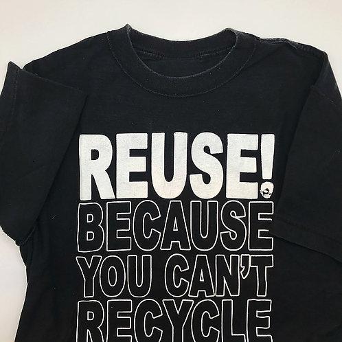 Reuse! Reverse Tees