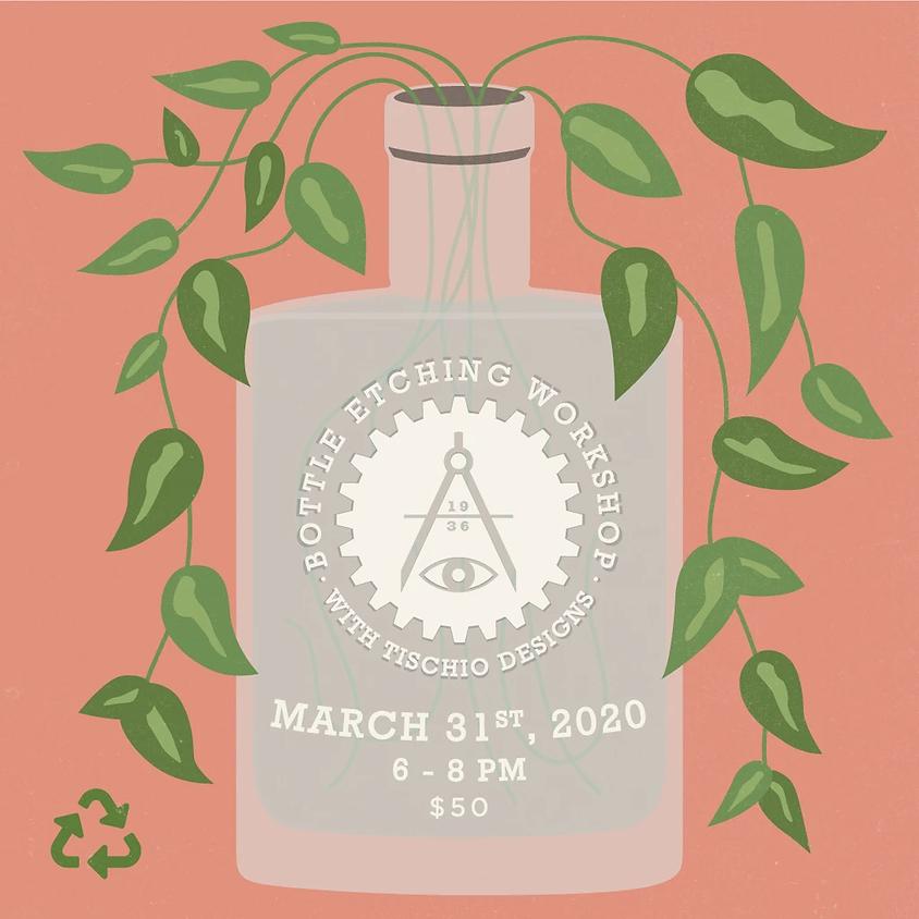 Bottle Etching Workshop