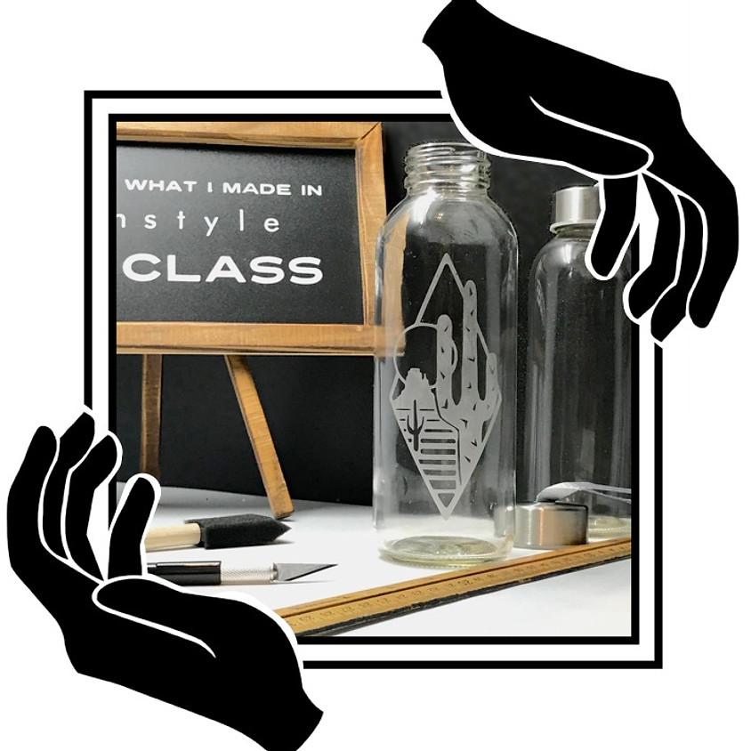 DIY Glass Etching Workshop
