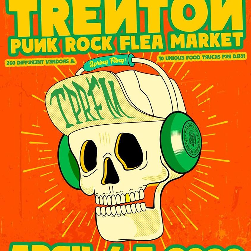 Trenton Punk Rock Flea Market Spring Fling