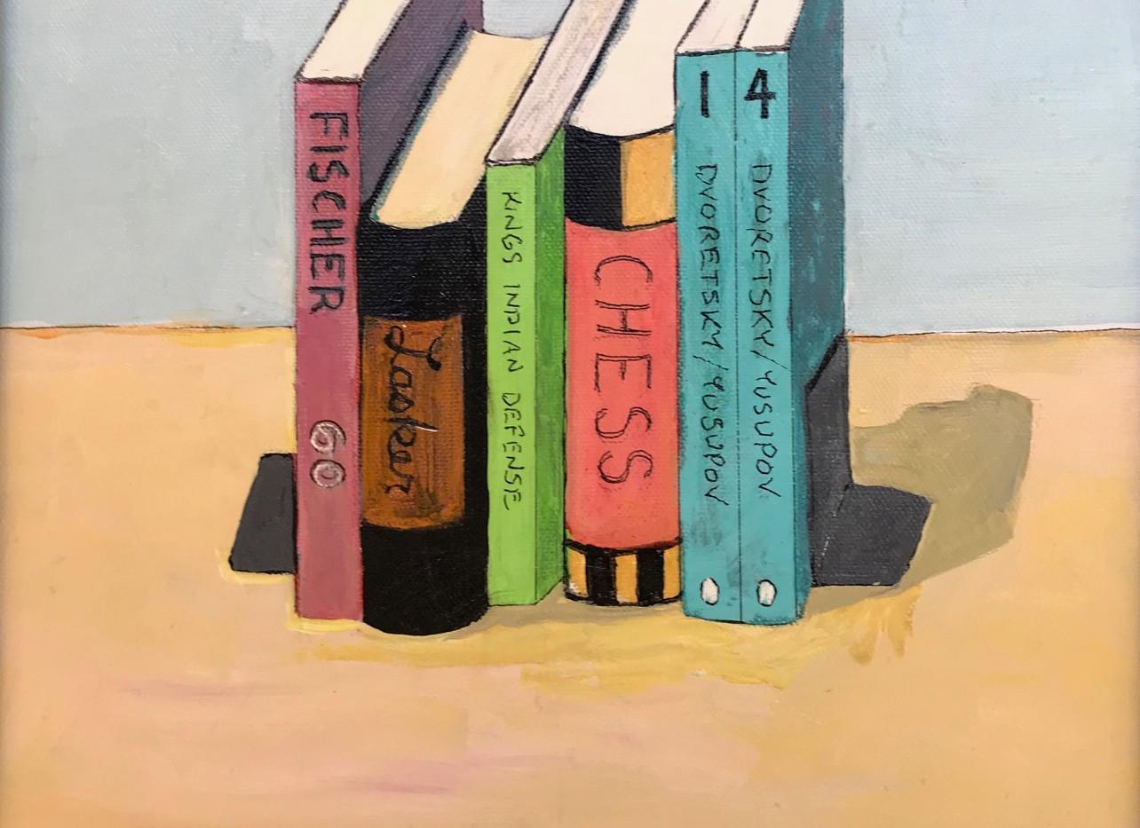 Books, 2014, 11x14, NFS