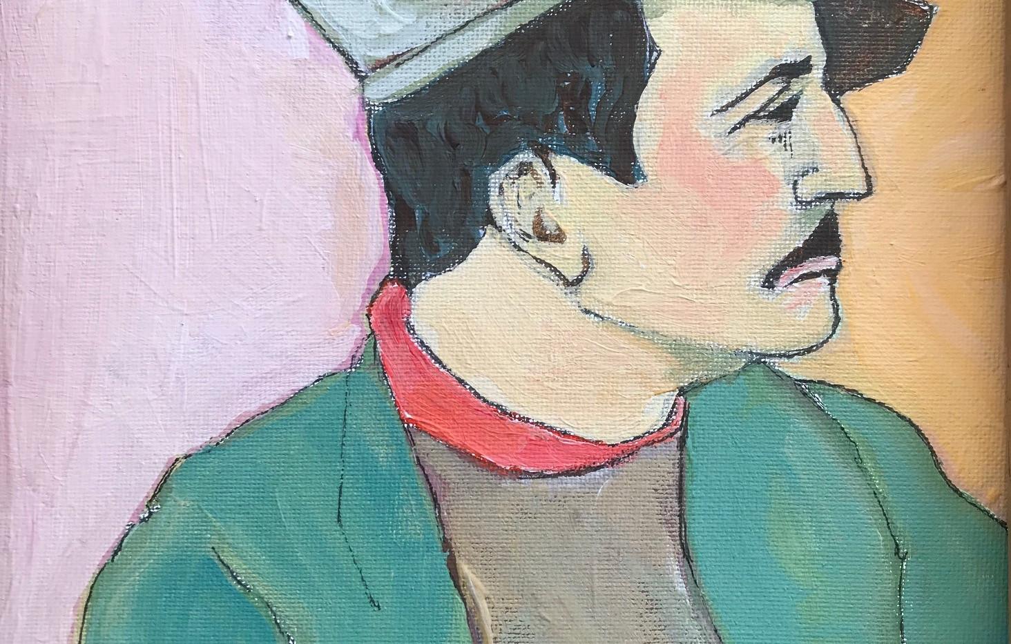 Gauguin, 2016, 8x10
