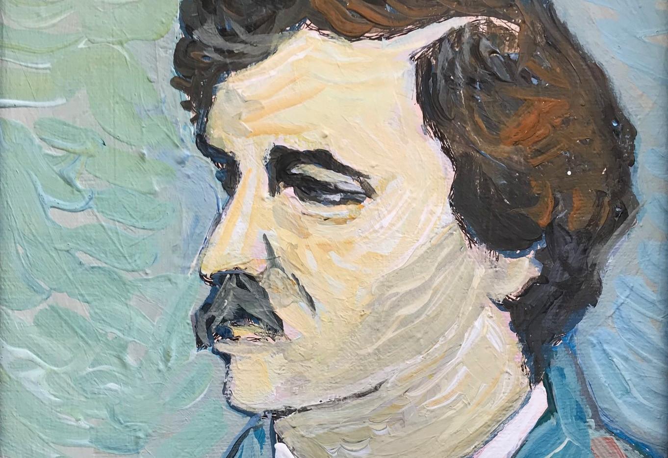 Whistler, 2015, 8x10