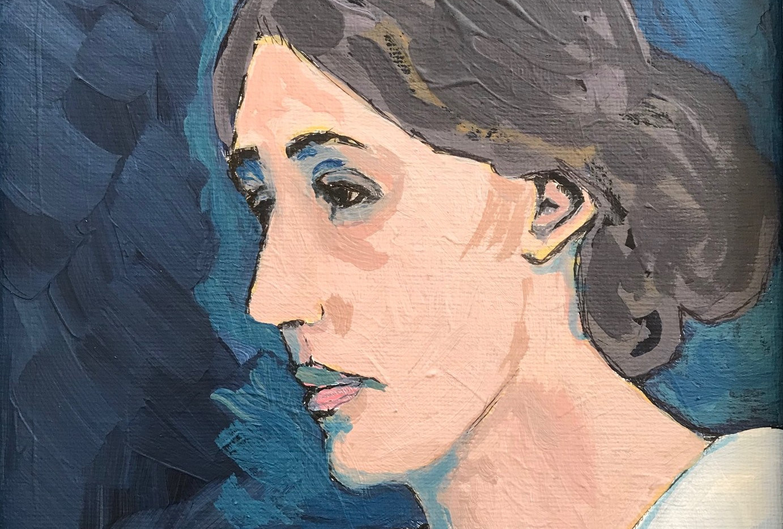 Virginia Wolff, 2016, 8x10