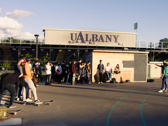 New Club Seeks to Unite UAlbany Skateboarding Community