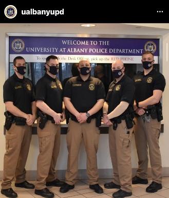 New UPD Community Response Unit Sparks Outrage Among UAlbany Students
