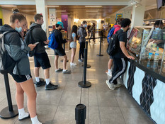 Workforce and Supply Chain Issues Impede UAlbany Dining Through First Month of Fall Semester