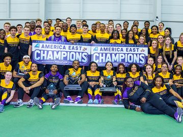 UAlbany Track and Field Dominates America East Conference to Earn Another Title