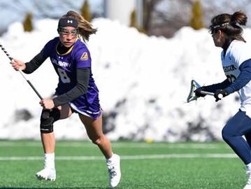 Women's Lacrosse Drops a Close Matchup at #14 Michigan