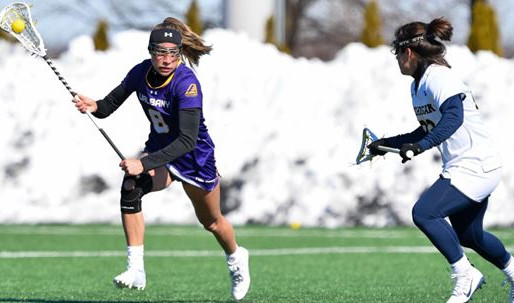 Women's Lacrosse Drops a Close Matchup at #14 Michigan