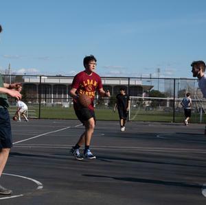 Basketball Courts - Habib Affinnih