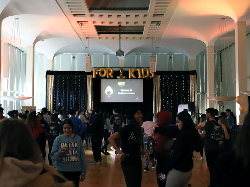 Dance Marathon Does it Again for the Kids