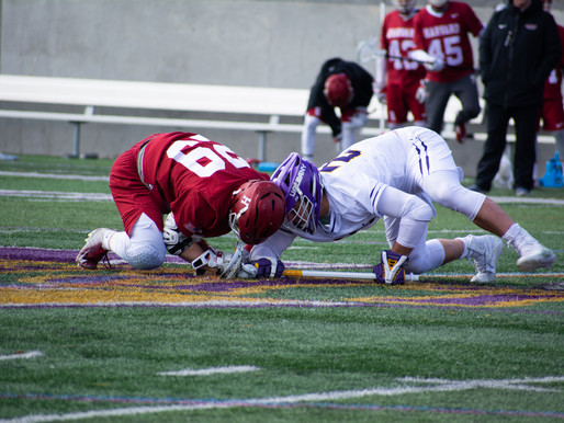 UAlbany Men's Lacrosse Tops Harvard For Second Straight Victory