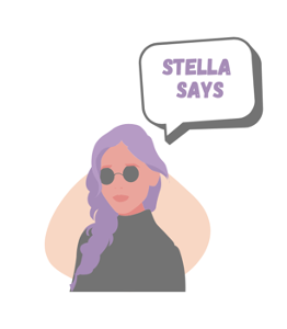 Relationship Issues? Here is What Stella Has to Say...