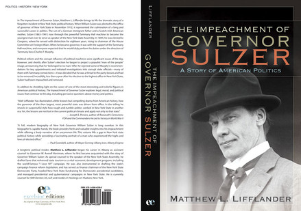 The Impeachment of Governor Sulzer