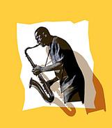 A Sax Player