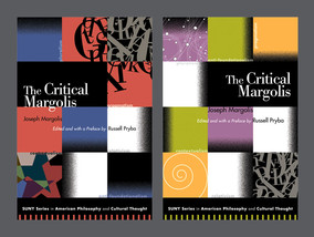 """Conceptual sketches for the """"SUNY Series in American Philosophy and Cultural Thought"""" book cover"""