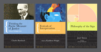 "Conceptual sketches for the ""SUNY Series in Contemporary Continental Philosophy"" book cover"