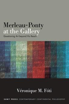 フランスの哲学者、メルローポンティの美学における視覚芸術の重要性について書かれた本です。