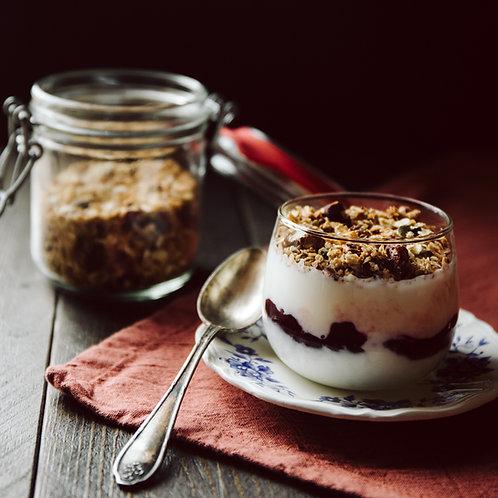 cadeaumand ontbijt