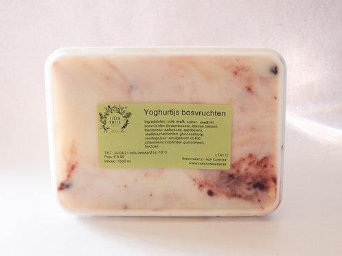 Yoghurt ijs bosvruchten 1liter