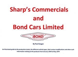 Sharp' Commercials and Bond Cars Limited