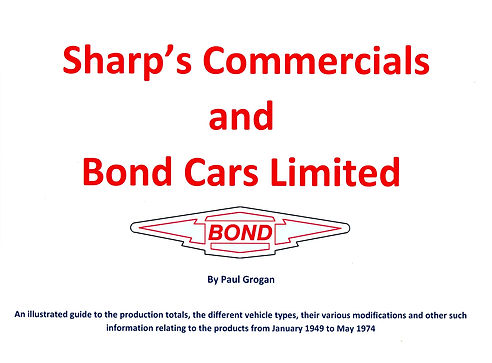 Sharp's Commercials and Bond Car Limited