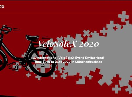 1st International Event in Switzerland 2020
