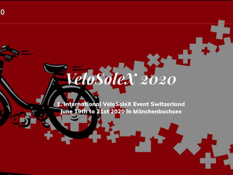 1st International Event in Switzerland 2020