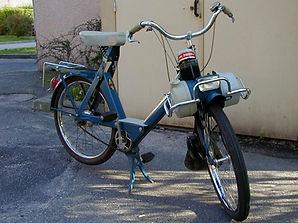 1968 Solex S 3800 bleu