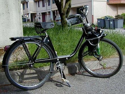 1956 Solex 660