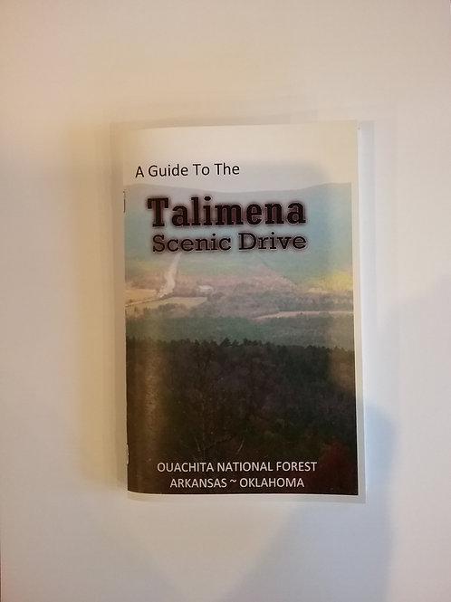 Talimena Scenic Drive Guide Book