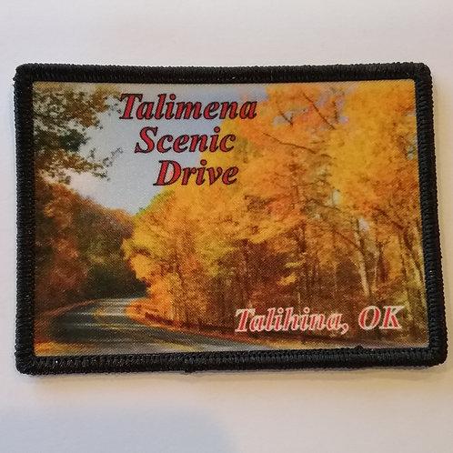 Talimena Scenic Drive patch