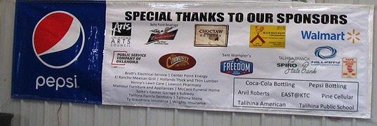 sponsor banner fff 10-26-19 fall fest 19