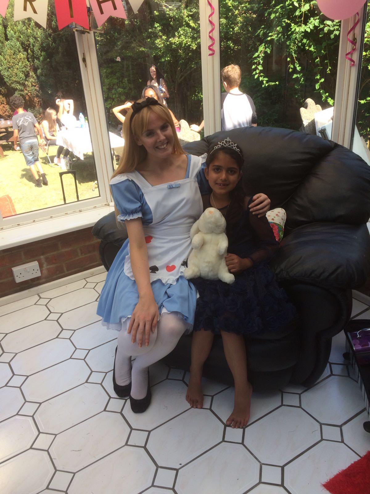Alice AIkam party 1