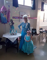 frozen events and parties