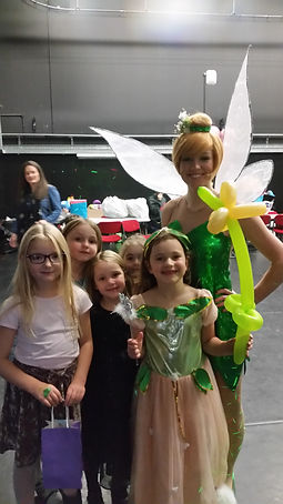 fairy entertainer