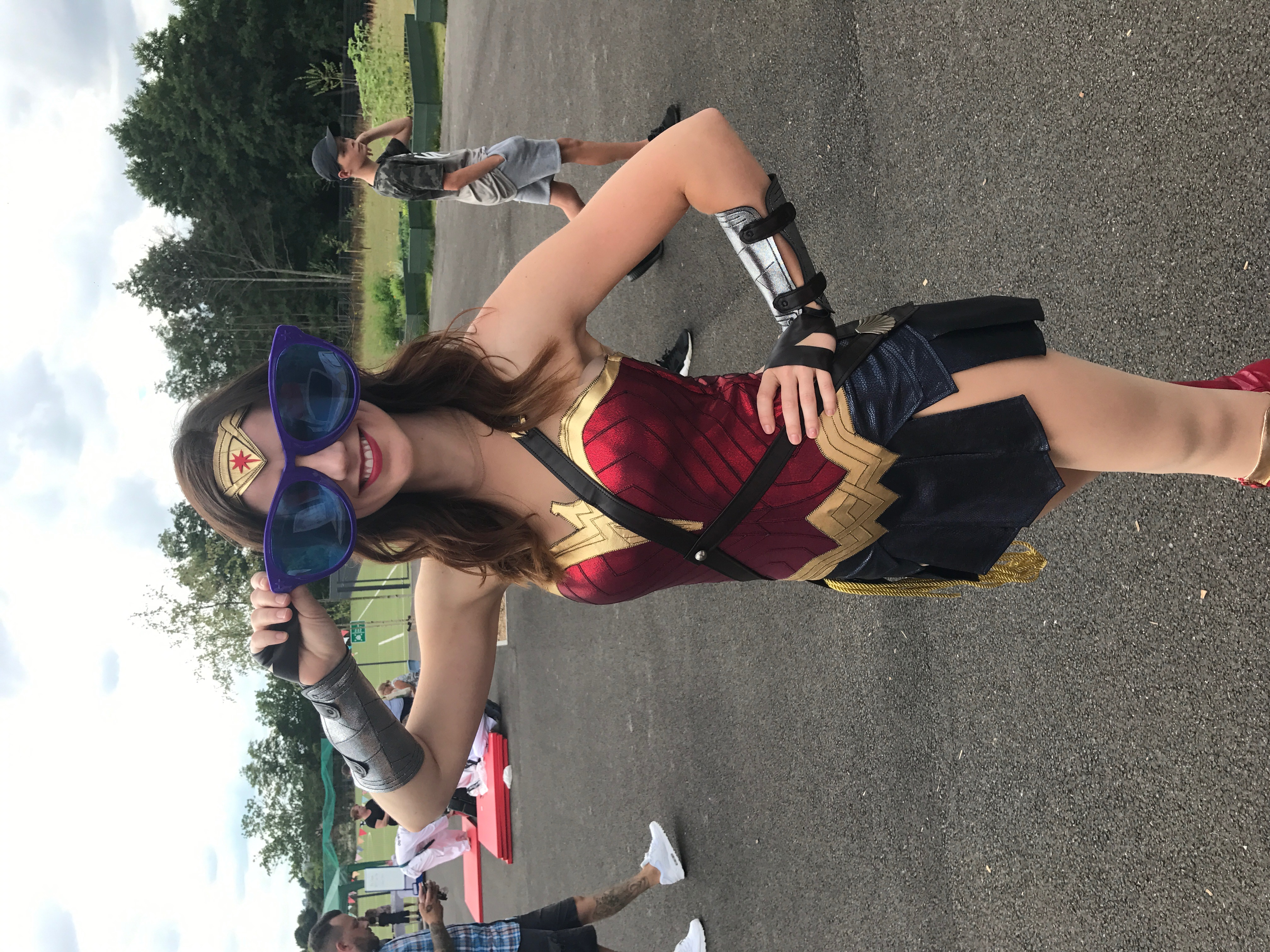 Sunnies Wonderwoman