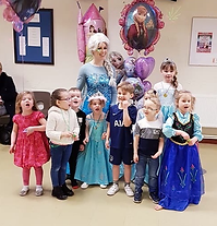 elsa afternoon tea parties